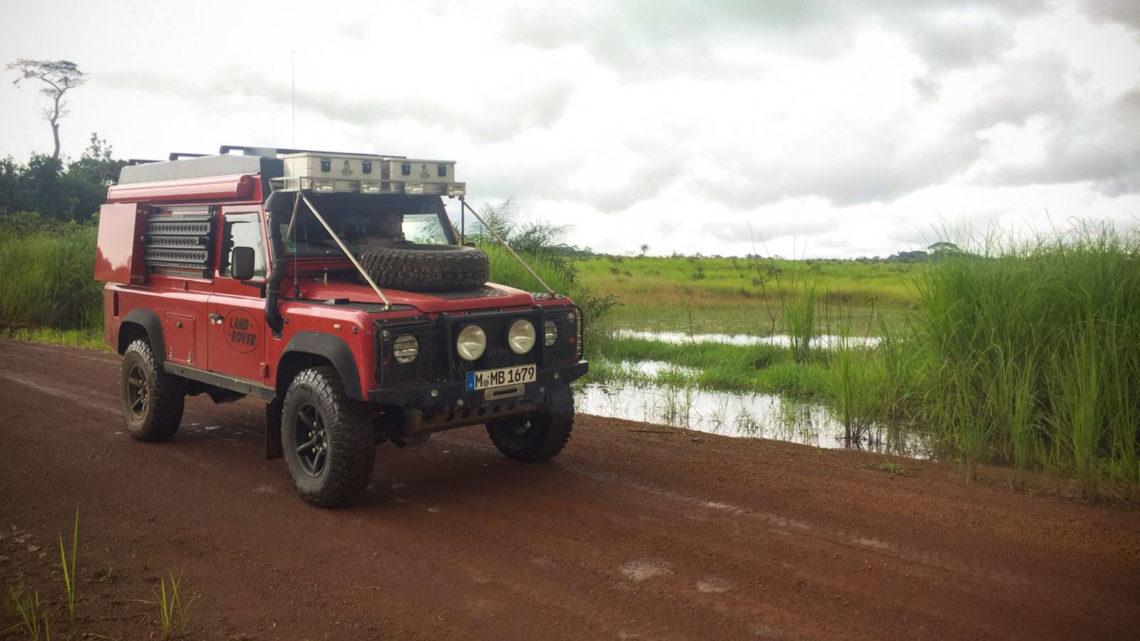 Gabun, Kongo (Brazzaville) & Cabinda